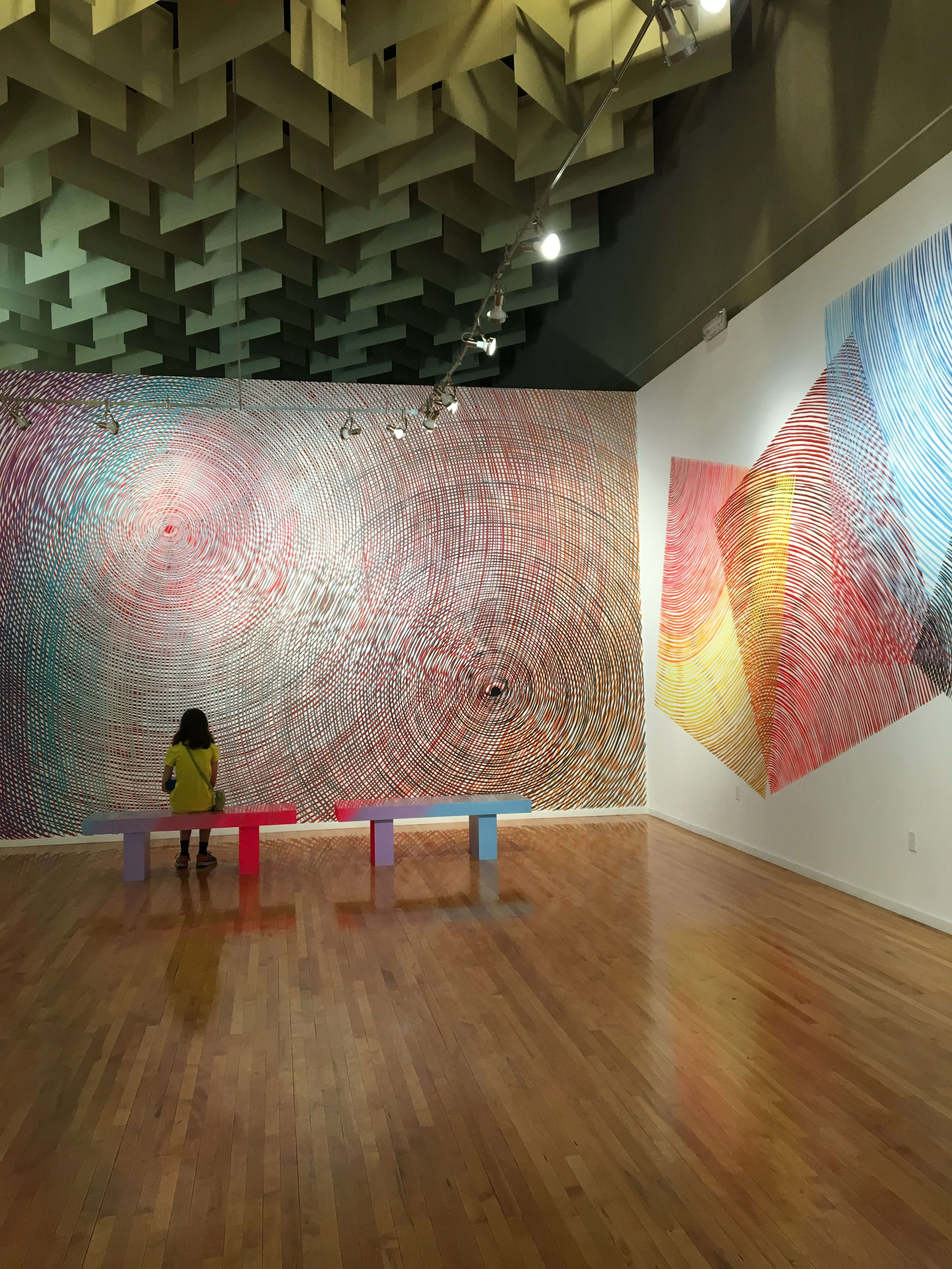 Writing Youth Camp at the Barrick Museum https://www.unlv.edu/event/andrew-schoultz-process-every-movement-counts?delta=0